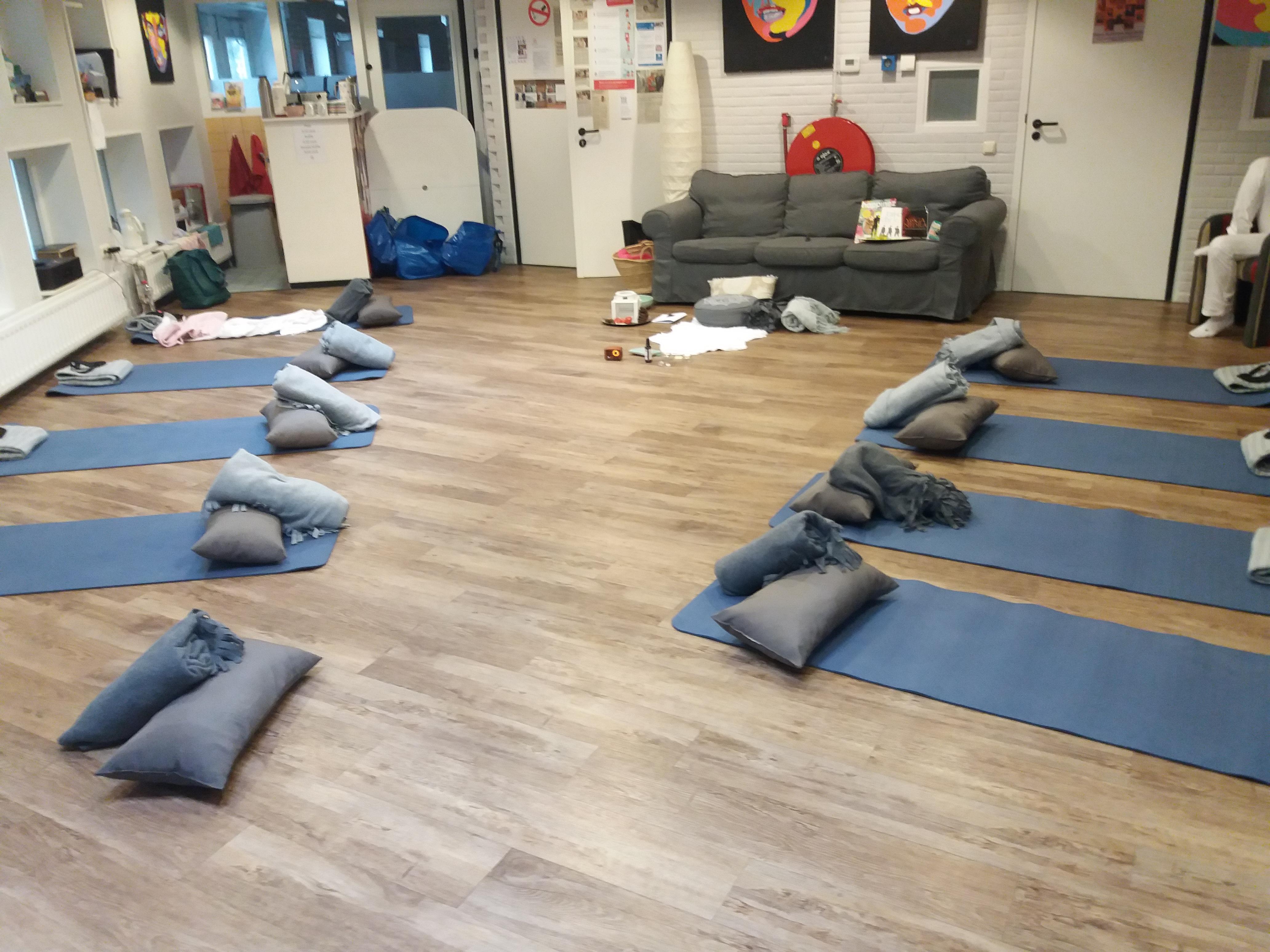 Yoga, Yoga Matten, Kleurrijke, Sport, Mat, Yoga Mat
